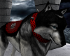 Black wolf celtic