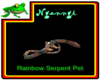 Aussie Rainbow Serpent