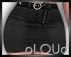 .L. Bek Skirt Black RLL