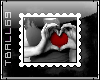 Love Heart Stamp