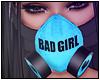 Miyu Mask Blue Black