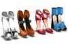 4 Pair Closet Heels