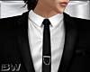 Black White Suit