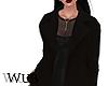 有| BLACK coat