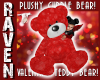 VALENTINE TEDDY BEAR!