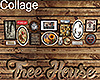 [M] Tree House Collage