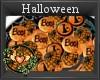 Halloween Boo Cookies