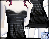 Tube Top Mime dress