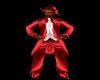 Zota's Read 3 piece suit