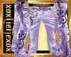[L] Love LILAC Pants M