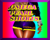 (DD) Omega Pear shorts