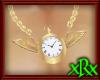 Steampunk Watch Gold