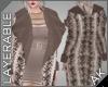 ~AK~ Snake Skin Coat