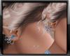 J* Blue Diamond Earrings