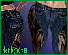 ℋ| Lace Jeans XXL