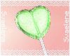 Lollipop |Green Apple