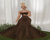 *CHOCOLATE* GOWN RLL