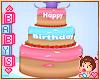 ✿ Kids Birthday Cake