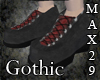 Gothic Work Shoes