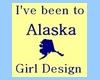 I've been to Alaska