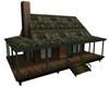 Poseless Wood Cabin