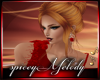 Ruby Romance Earrings