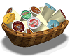 Coffee pod basket pods