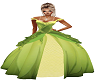 Princess Frog Gown