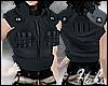 {H} Rain Jounin Vest -F