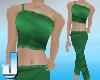 Green Meditation Suit
