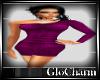 Glo* SherriDress~Fuscia