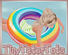 T. Rainbow Float 40% Kid