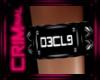 R) D3cl9 Armband (F