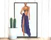 bikini and sarong