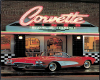 (1M) Corvette diner