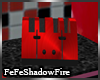 Red Metalic Toaster