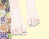 El. Feet Gloves