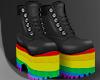 .LGBT. boots II
