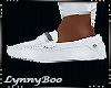 *Elijah White Shoes