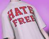 Hate Free!