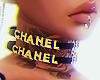 ♛ Chanel Choker