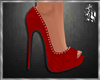 {L} Bella Red Shoes