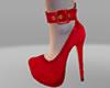 Sapato Sexy Vermelho