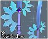 Crystal Blade Mesh