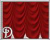 *D*Red shinne Curtains