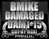 ♛ Damaged . Bmike