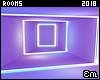 E| Glow Pose Room Purple