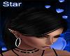 Raelyn Black Silk