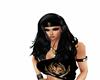 Jolie hair black