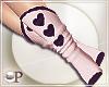 Lolita Pink Socks